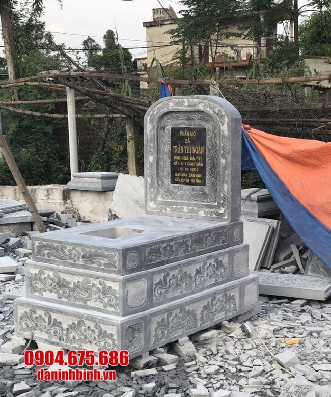 lắp đặt mộ tam cấp tại tây ninh