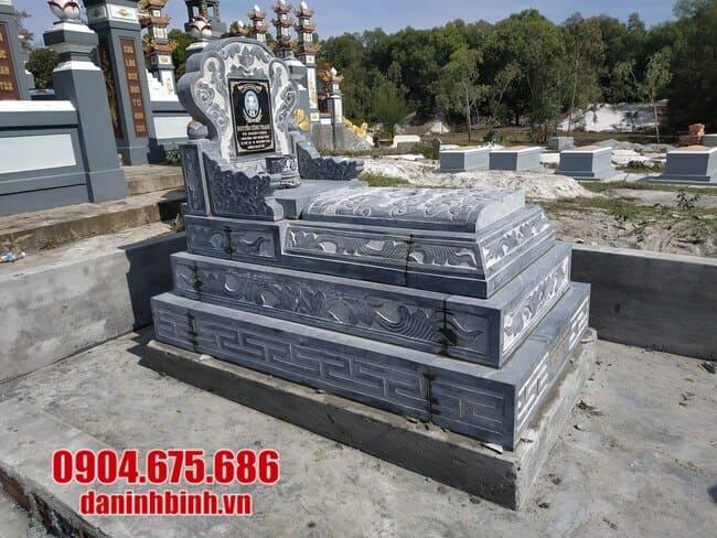 lắp đặt mộ tam sơn đá đẹp tại tây ninh