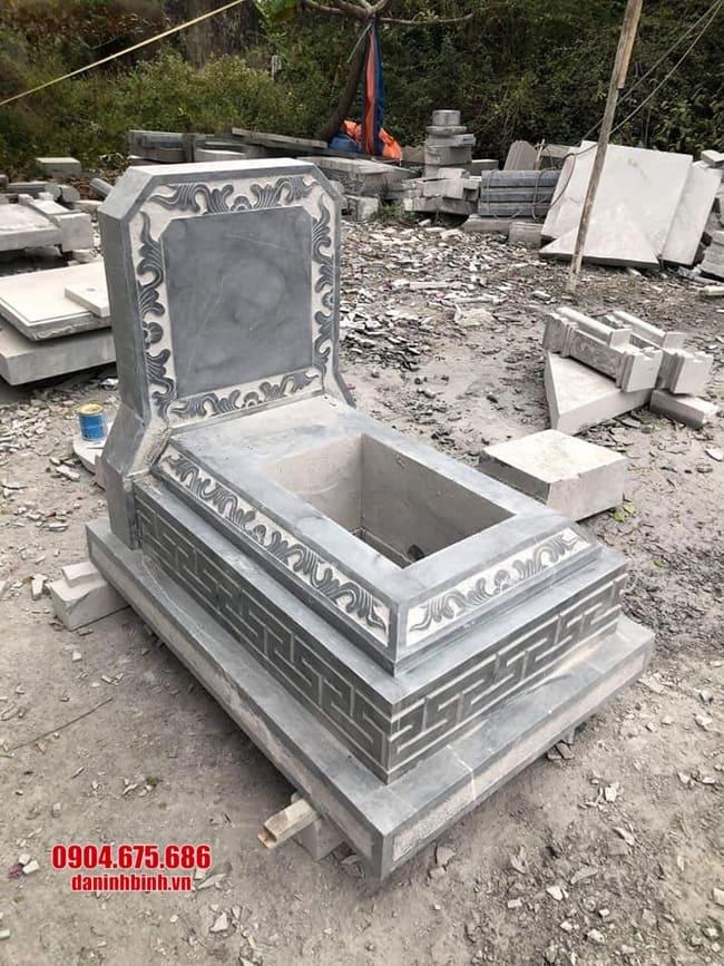 mẫu mộ đẹp bằng đá tại bình phước