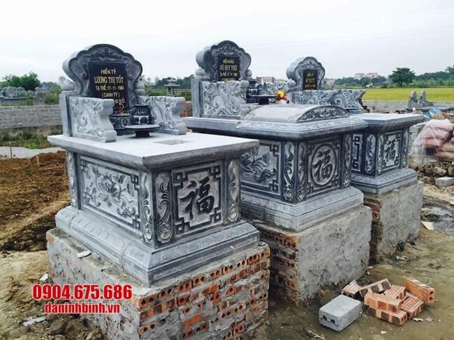 mộ bành đá tại bình phước