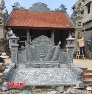 mẫu cuốn thư bằng đá đẹp giá rẻ tại Bắc Giang