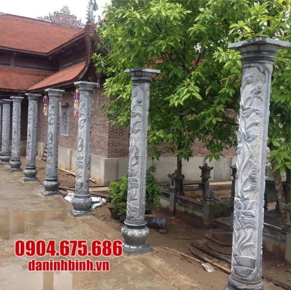 Địa chỉ bán cột đá uy tín tại Ninh Vân