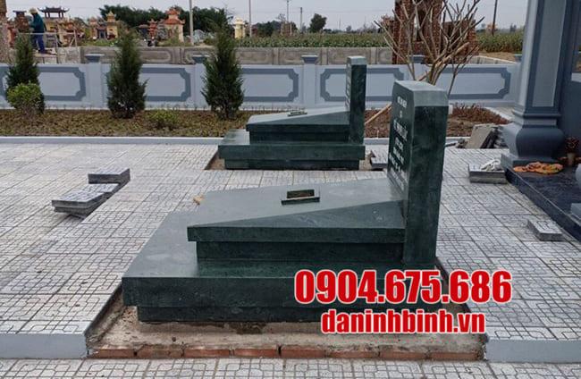 Địa chỉ bán mộ đá hoa cương giá rẻ tại Ninh Vân
