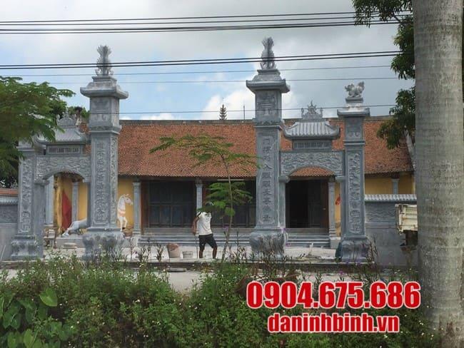 Địa chỉ thiết kế cổng nhà thờ họ uy tín, chất lượng