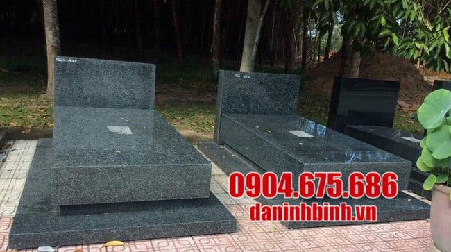 Giá mộ đá granite mới nhất hiện nay