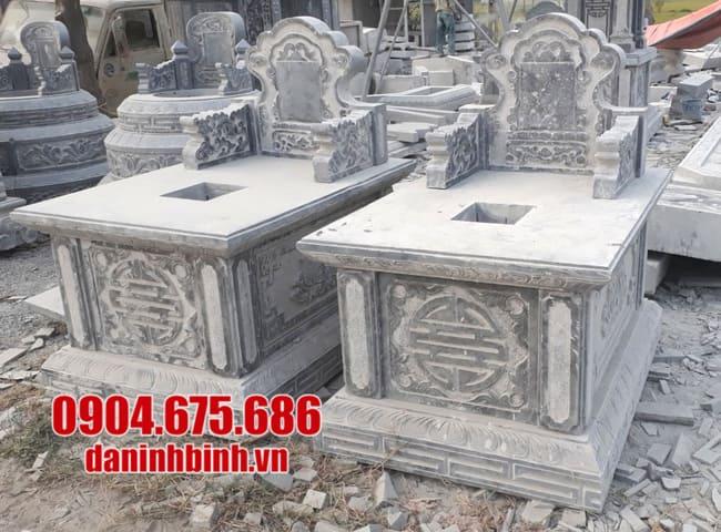 Sơ lược về mộ tam sơn đá