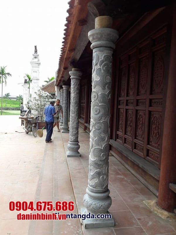 Tổng hợp những mẫu cột đá đẹp nhất tại Ninh Vân