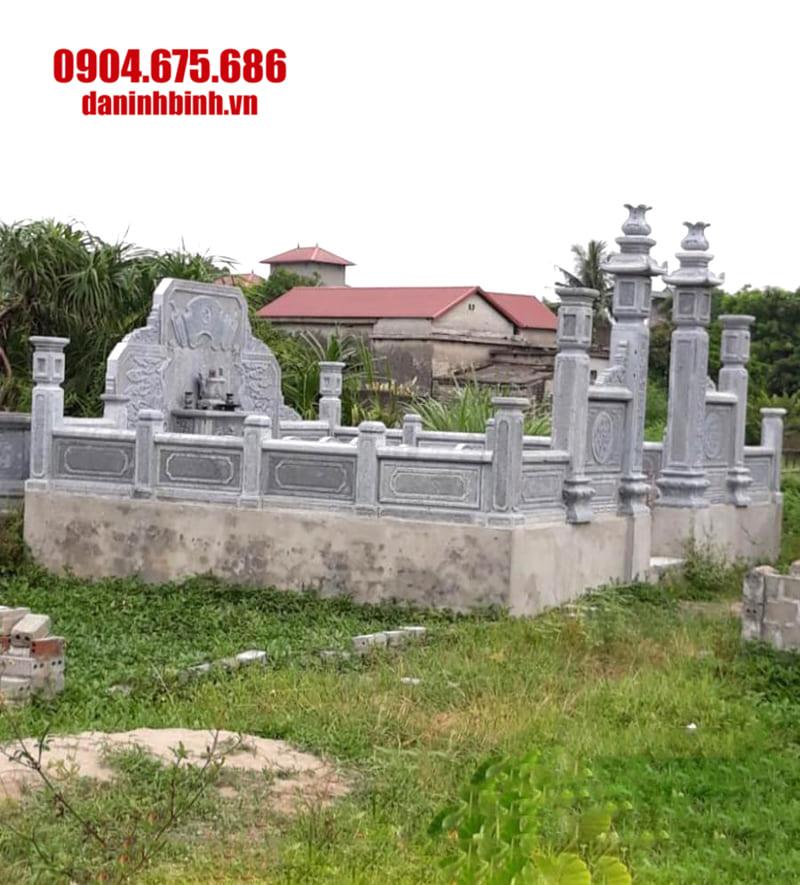 Ý nghĩa của hình ảnh lăng mộ đẹp bằng đá tại Ninh Vân
