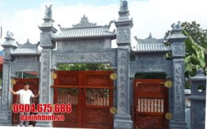 cổng chùa đẹp nhất hiện nay