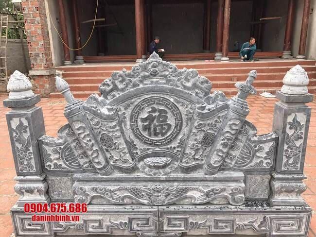 cuốn thư đá giá rẻ tại Quảng Ninh đẹp
