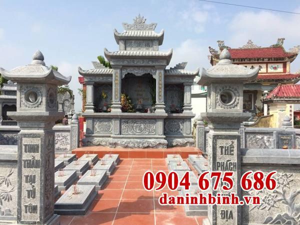 Lăng mộ đá đẹp tại Khánh Hòa