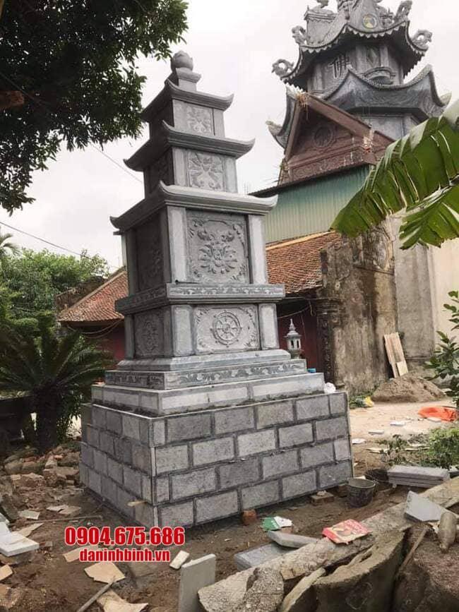 mộ tháp phật giáo tại Kon Tum đẹp nhất
