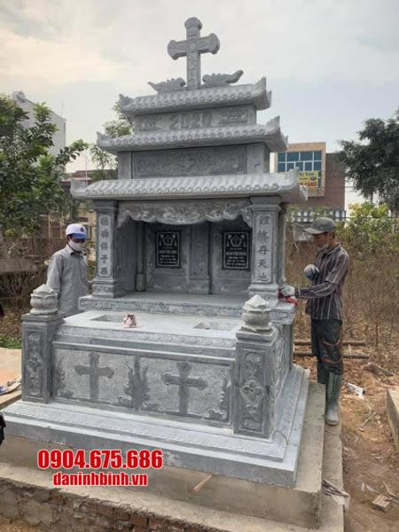 mẫu mộ đôi đẹp tại Phú Yên