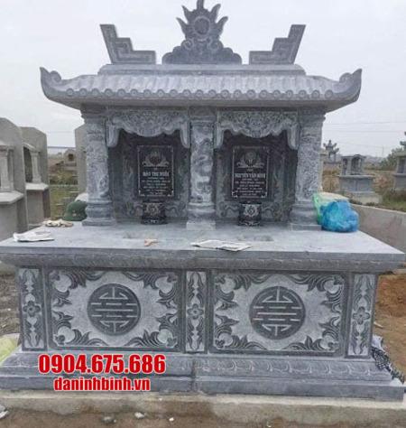 mộ đá đôi đẹp nhất tại Phú Yên