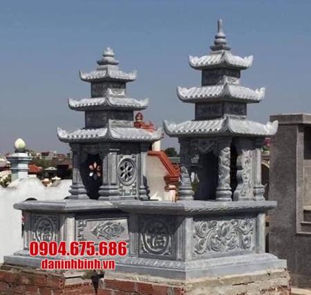 mộ đá đôi tại Phú Yên đẹp