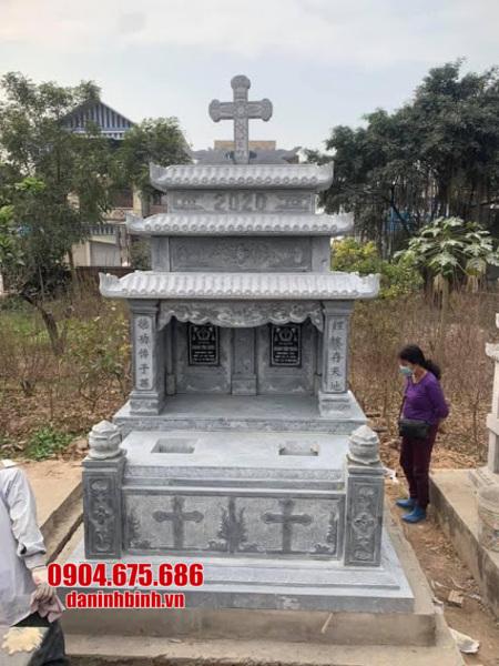 mộ đôi bằng đá đẹp nhất tại Phú Yên