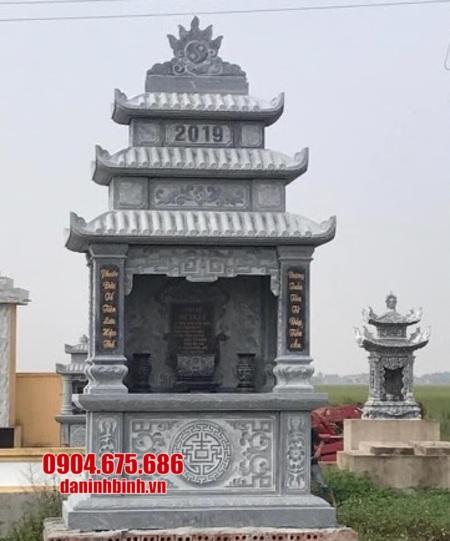 mộ đôi bằng đá đẹp tại Phú Yên