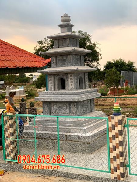 tháp mộ bằng đá đẹp được ưa chuộng tại Vũng Tàu