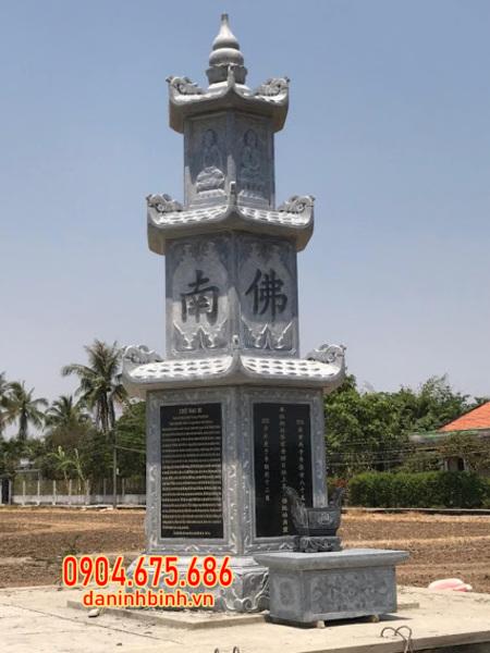 tháp mộ bằng đá đẹp nhát tại Vũng Tàu