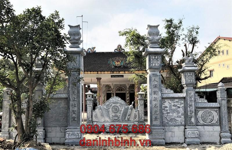 Cổng nhà thờ tộc