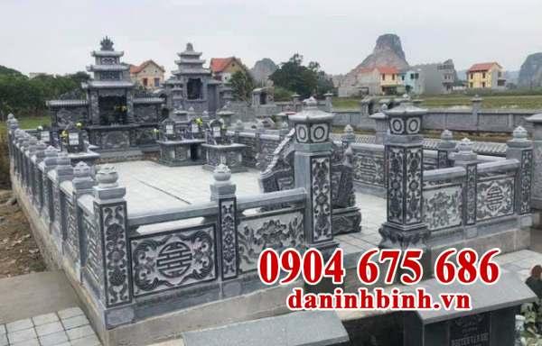 Mẫu lăng mộ bằng đá đẹp