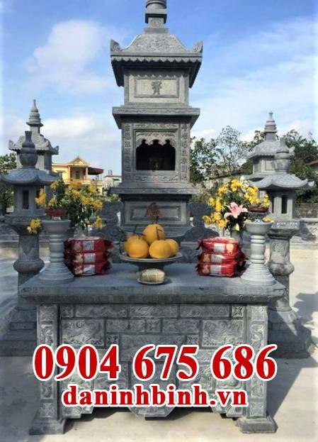 Mẫu mộ tháp Phật giáo đẹp