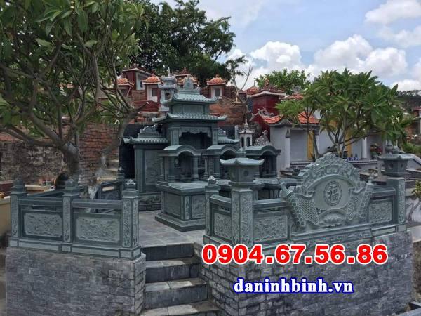 Lăng mộ đá xanh rêu Thanh Hóa