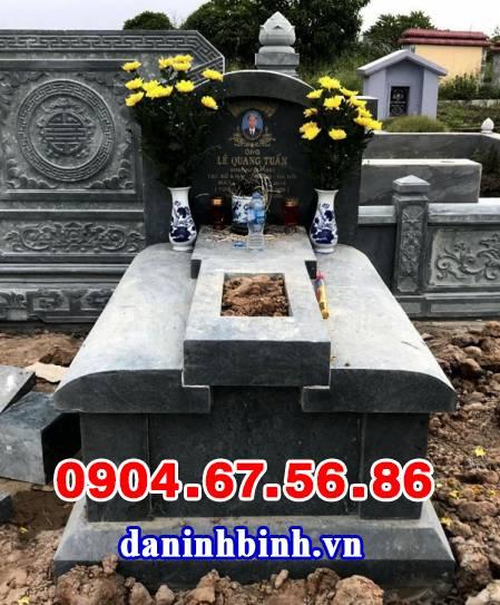 Mẫu mộ xây cho thai nhi đơn giản