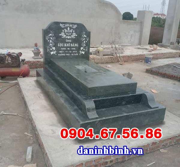 Mẫu mộ đơn giản đẹp